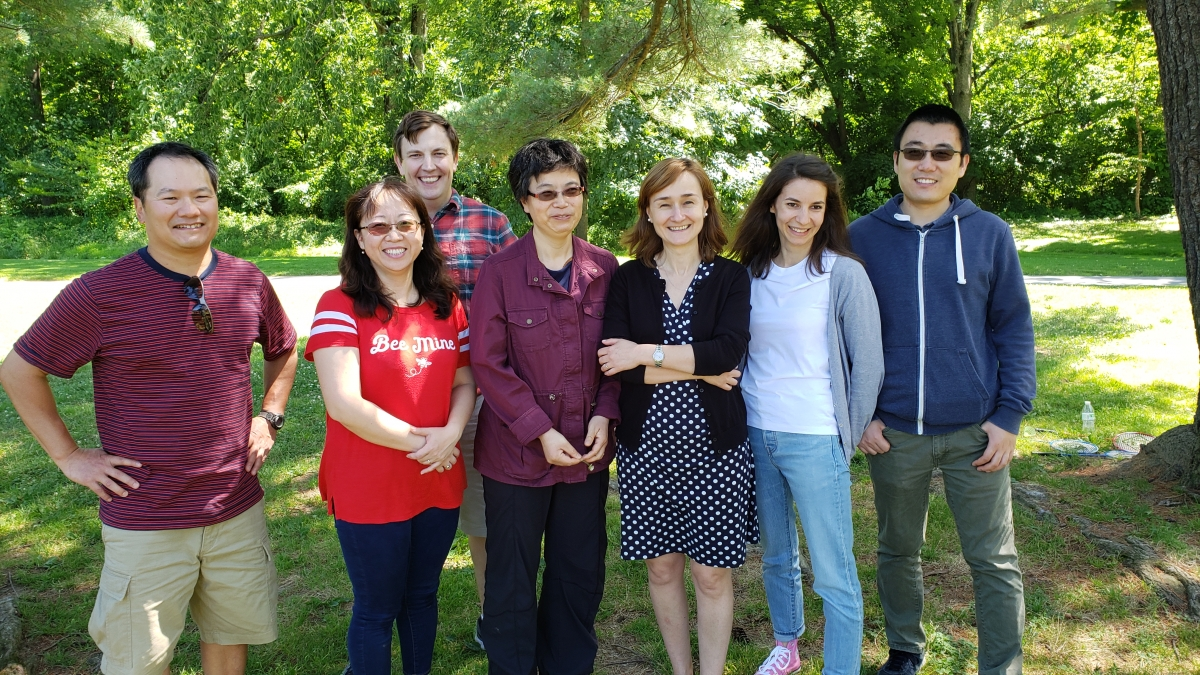 Experimental Immunology Branch picnic - Summer 2019