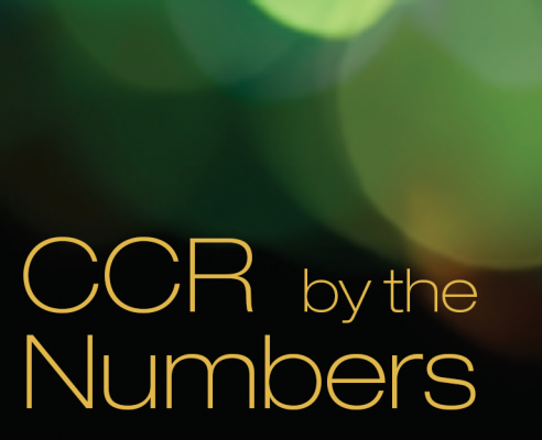 CCR by the Numbers