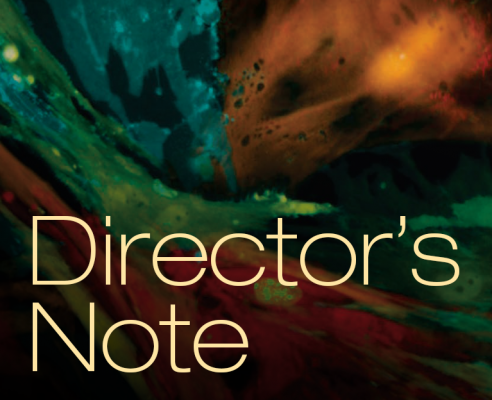 Director's Note graphic