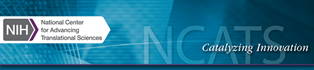 National Center for Advancing Translational Sciences (NCATS) logo