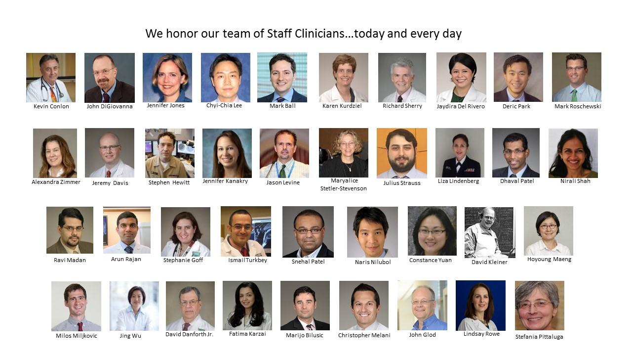 Staff Clinicians