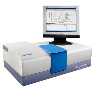 Single Photon Counting Spectrofluorometer FluoroMax-4C (HORIBA Instruments)