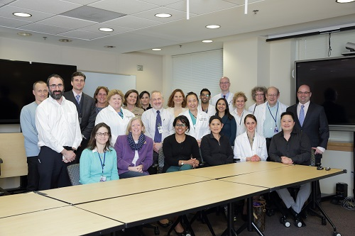 The Foregut Cancer team