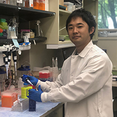 Yuta Hikichi, Ph.D., Postdoctoral Fellow (Visiting)