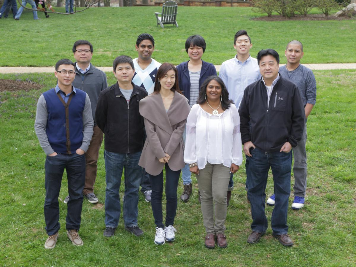 Liu Lab Photo