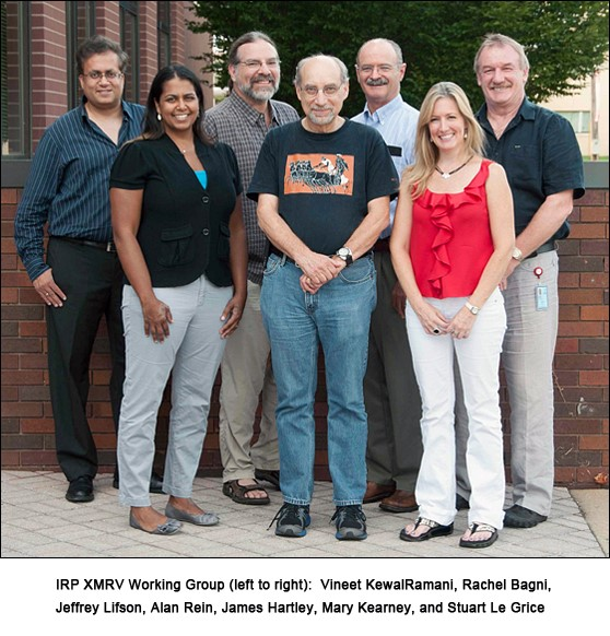 Photo of IRP XMRV Working Group