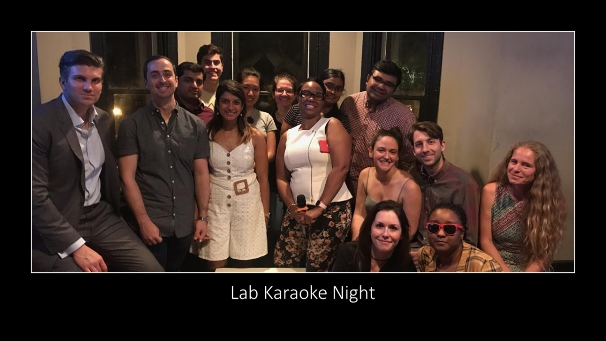 Lab Karaoke Night