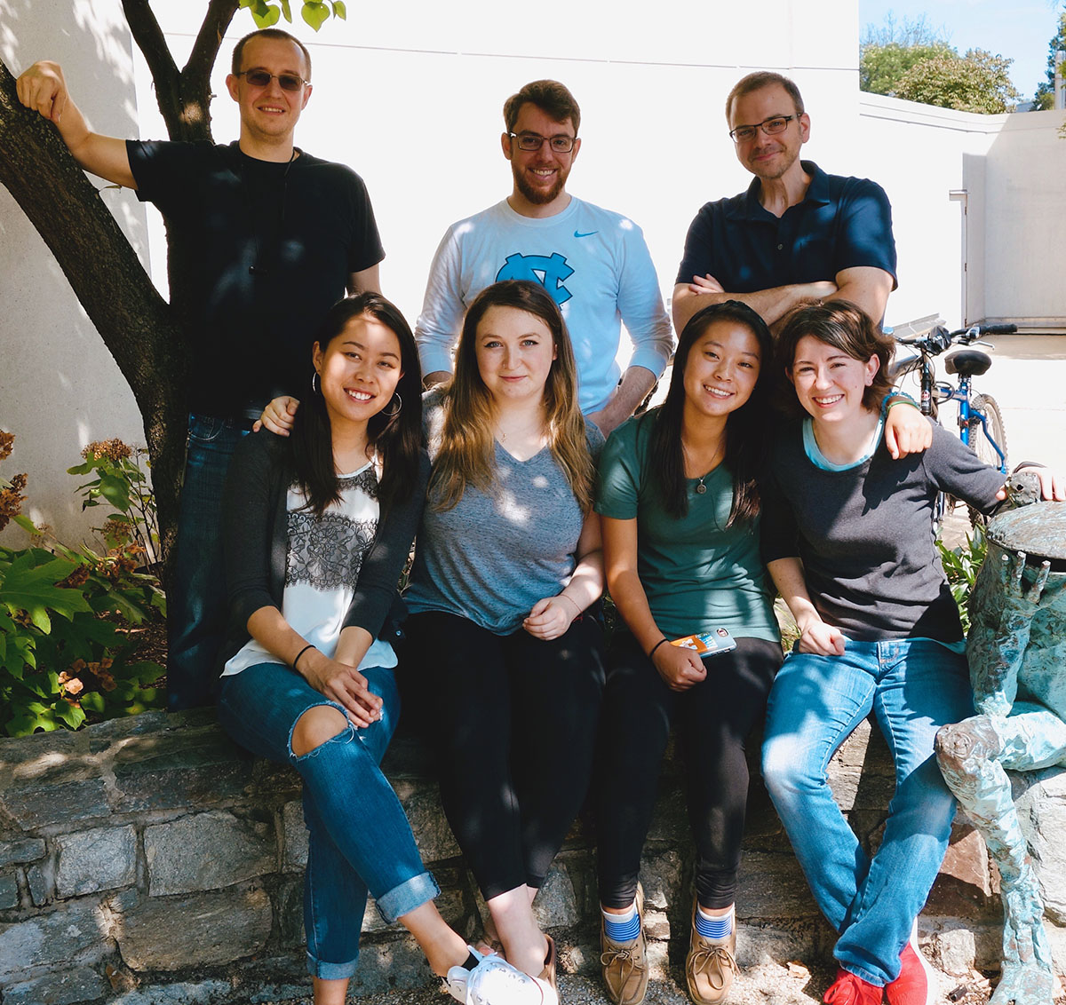 The Kelly lab group