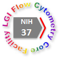 LGI Flow Cytometry Core Facility - NIH 37 logo