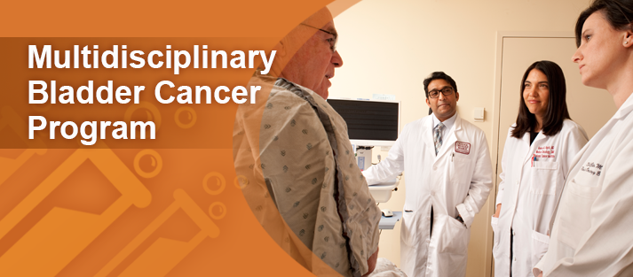 Multidisciplinary Bladder Cancer Program