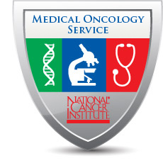 Medical Oncology Service, National Cancer Institute emblem