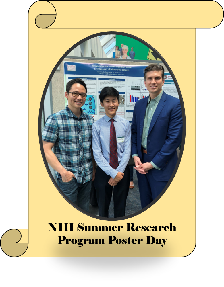 NIH Summer Research Program Poster Day