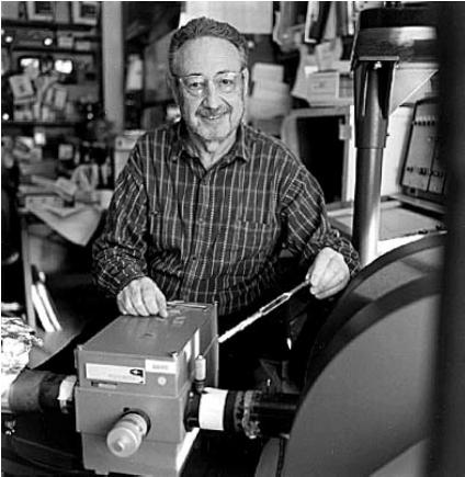 Peter Riesz, Ph.D.