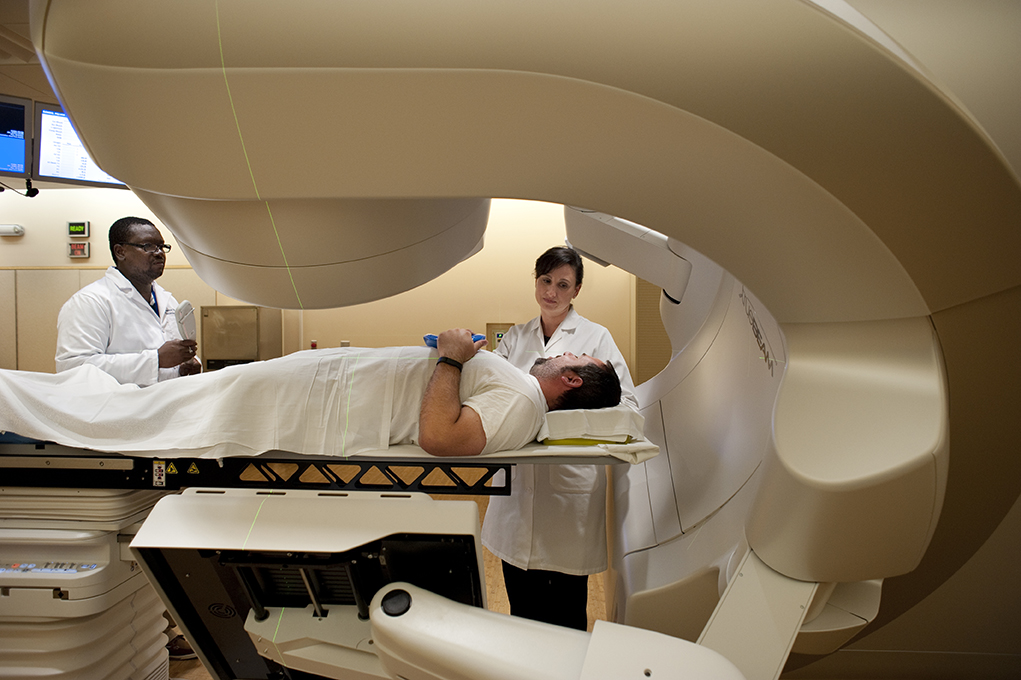 Radiation Therapy in the Modern World