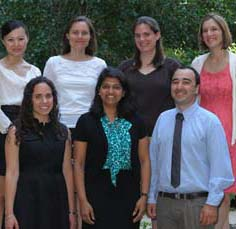 Pediatric Oncology Fellowship - 2012 fellows