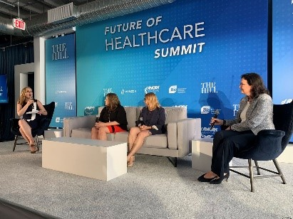 Future of Healthcare Summit meeting