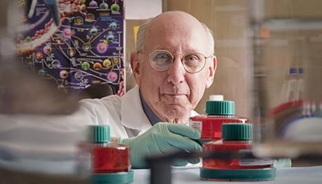 Steven Rosenberg, M.D., Ph.D.