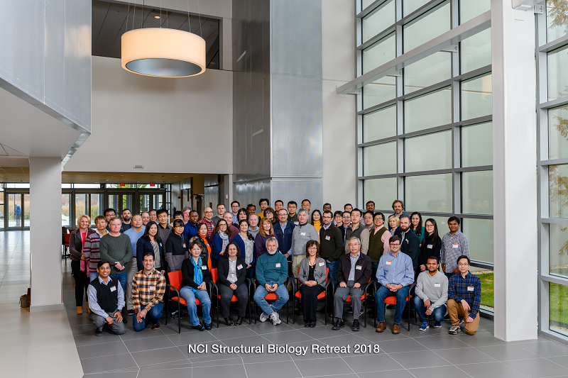 2018 Structural Biophysics Laboratory Retreat