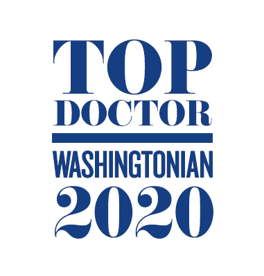 Top Doctor Washingtonian magazine 2020